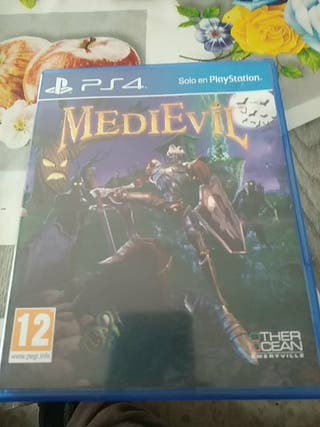 medieviel PS4