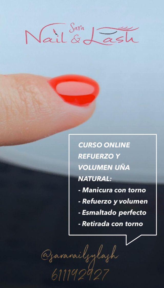 CURSOS UÑAS ONLINE