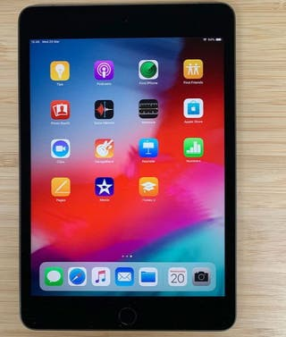 iPad mini 5 Negro 64gb WiFi