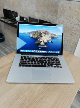 Macbook pro 15 i7 16GB punto