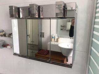 Armario espejo, para baño
