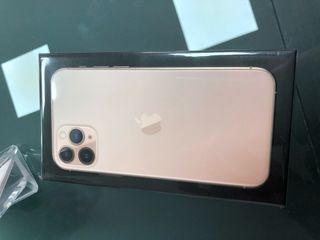 IPhone 11 pro ,Gold ,64Gb