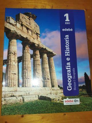 Geografía e Historia, 1° Eso, edebé
