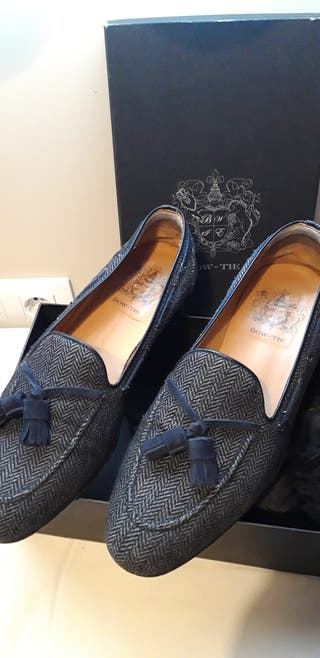 Zapatos Bow tie 44,5. Escucho ofertas
