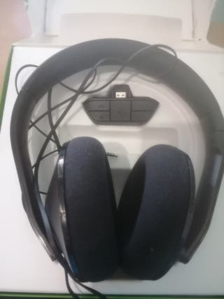 Xbox one Auriculares Microsoft