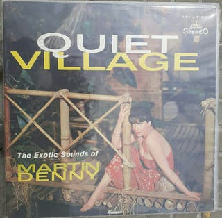 Martin Denny - Quiet Village - The exotic sounds