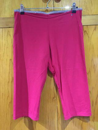 Pantalones 3/4 elásticos Tommy Hilfiger