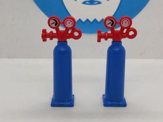 Playmobil bombona oxígeno