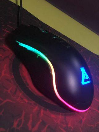 Ratón Gaming RGB
