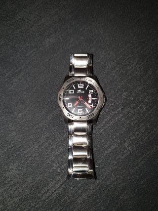 Reloj pulsera hombre acero Lotus 15579
