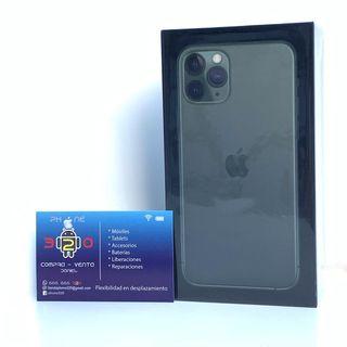 IPHONE 11 PRO MAX 256GB VERDE PRECINTADO FACTURA