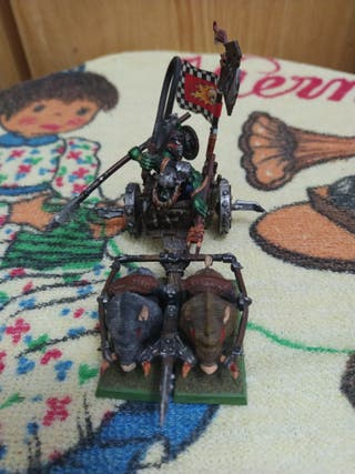 Carro Orcos Warhammer