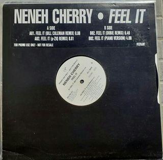 "Neneh Cherry - feel it (maxi single 12"", uk)"