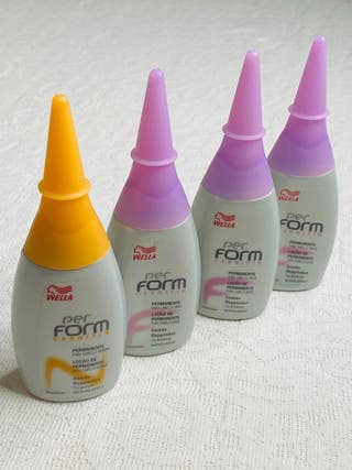 Pack WELLA Per Form CARNITIN 4 productos