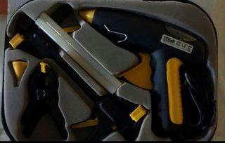 Kit pistola termoencoladora NUEVA