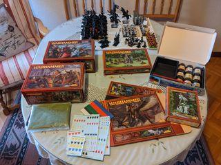 Ejército de Bretonia Warhammer