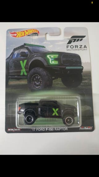 Hot Wheels Raptor Forza