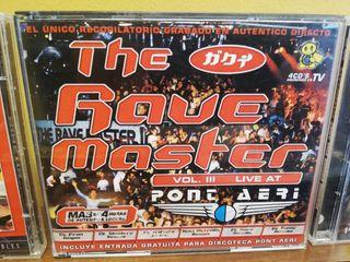 PONT AERI RAVE MASTER
