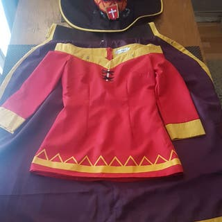 konosuba megumin cosplay