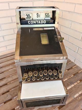 Caja registradora antigua NCR