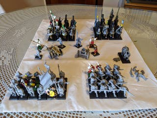Ejército de Imperio Warhammer