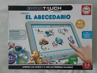 tablet educa-touch 3a 6 años