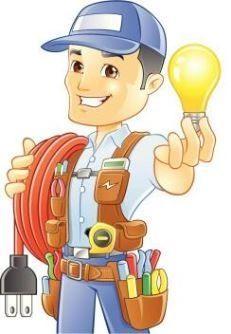 electricista y fontanero