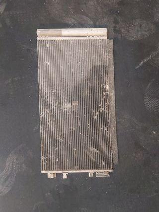 radiador de aire condicionado de renault megan
