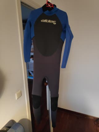 neopreno surf Alfer stealth 4.3 talla L