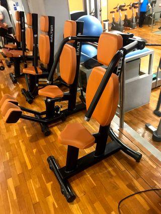gimnasio para entrenar en casa