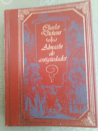 Libro usado: Almacén de antigüedades - Charles Dic