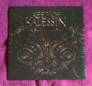 Vinilo Keep Of Kalessin - Reclaim