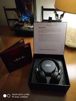 Auriculares de música Audi