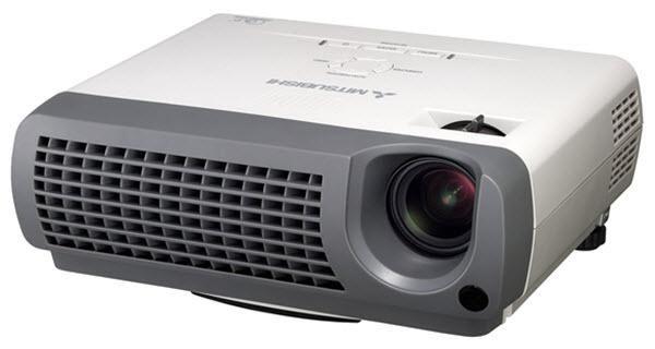 Proyector Cañon de vídeo o PC Mitsubishi SD-110U