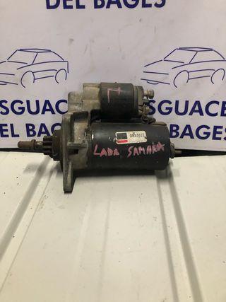 motor arranque lada samara referencia 0001108099