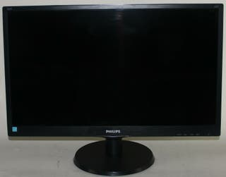Monitor PHILIPS 243V5QHAB VGA DVI-D HDMI