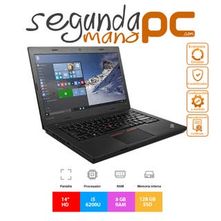 Lenovo ThinkPad L460 - i5 6200U - 8GB - 128 GB SSD