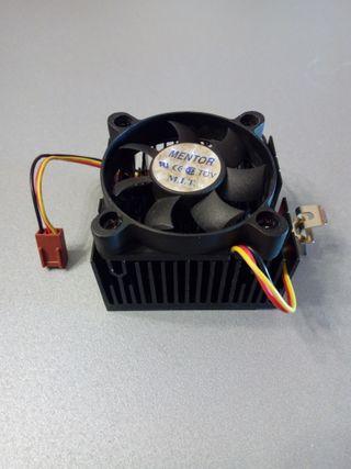 Disipador socket 370