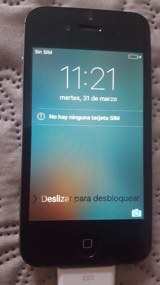 iPhone 4s libre 16Gb