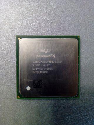 pentium 4 1.70/256/400 socket 478