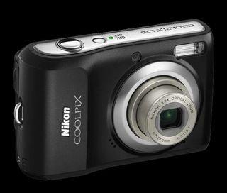 Cámara digital 10MPX Nikon Coolpix L20 ( Mas imagen y sonido en mi perfil