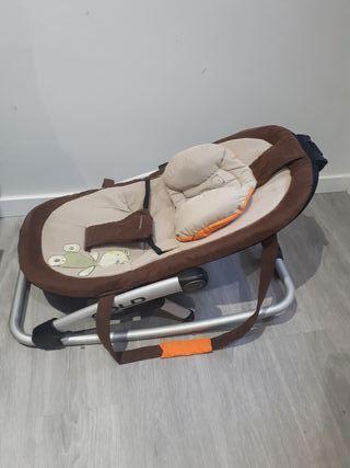 hamaca bebe reclinable de Jane