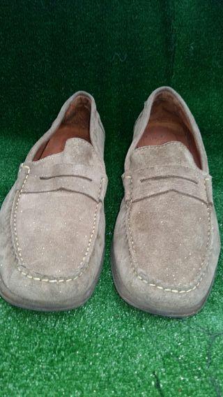 Zapatos mocasines 45,5 El Corte Ingles