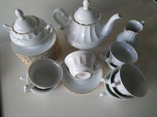 Juego porcelana Capeans