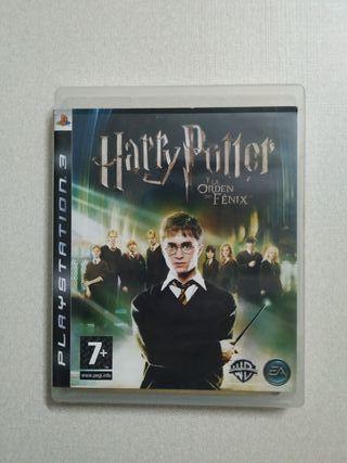 Harry Potter y La Orden del Fénix PS3