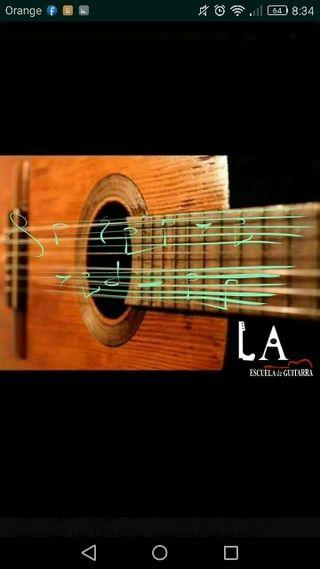 Clases de guitarra on-line