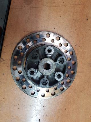 piña y disco para motor minarelli horizontal