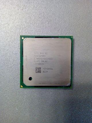 pentium 4 2.40/512/533 socket 478