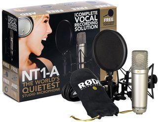 Set micrófono Rode NT1-A