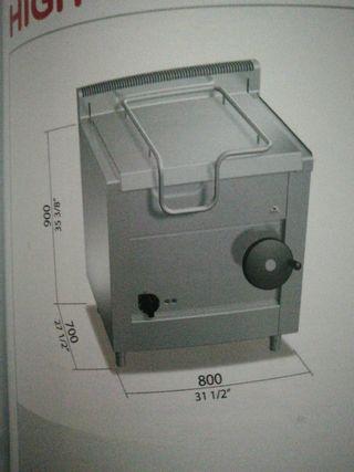 sartén basculante 60 litros eléctrica